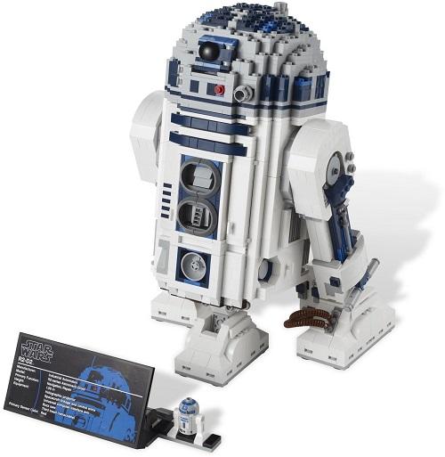 UCS R2-D2 - LEGO Star Wars Astromech Droid