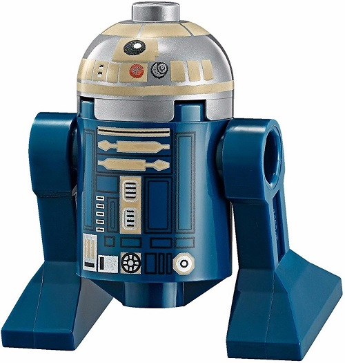 Unnamed Astromech Droid #2 - LEGO Star Wars Astromech Droid