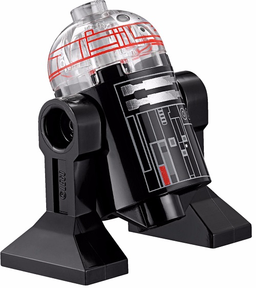 Unnamed Imperial Astromech Droid - LEGO Star Wars Astromech Droid