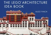 LEGO Architecture Idea Book Cover