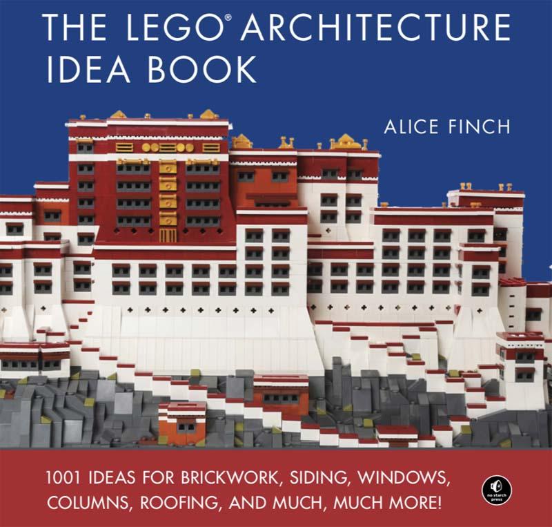 LEGO Architecture Idea Book Cover