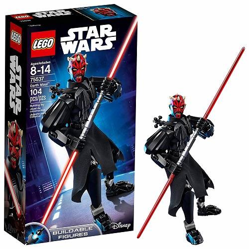Darth Maul 75537 - LEGO Best Star Wars Buildable Figures