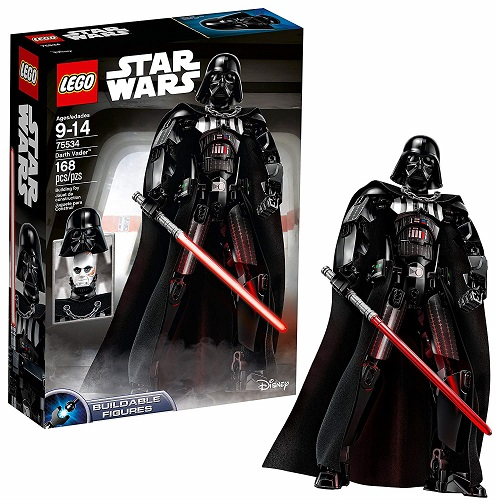 Darth Vader 75534 - LEGO Best Star Wars Buildable Figures
