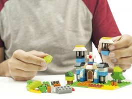 How LEGO is a Great Toy for Stress Relief for Students During Exam Times