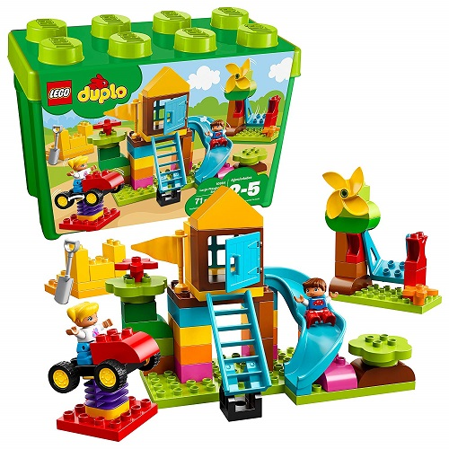 LEGO DUPLO Large Playground Brick Box 10864 Set