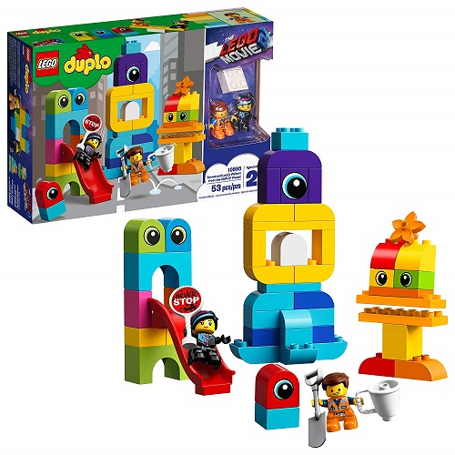 LEGO Duplo Lucy's Visitors from The Duplo Planet 10895 - The LEGO Movie 2 Set