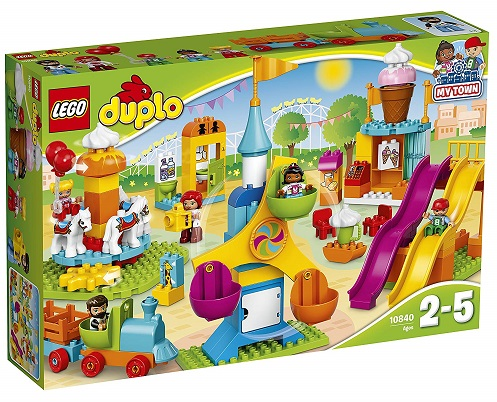 LEGO Duplo Town Big Fair 10840 Set