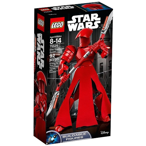 LEGO Episode VIII Elite Praetorian Guard 75529 - LEGO Best Star Wars Buildable Figures