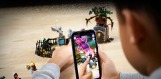 LEGO Hidden Side Augmented Reality Phone