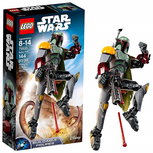 LEGO Return of the Jedi Boba Fett 75533 - LEGO Best Star Wars Buildable Figures