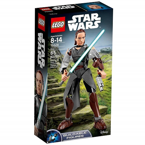 Rey 75528 - LEGO Best Star Wars Buildable Figures