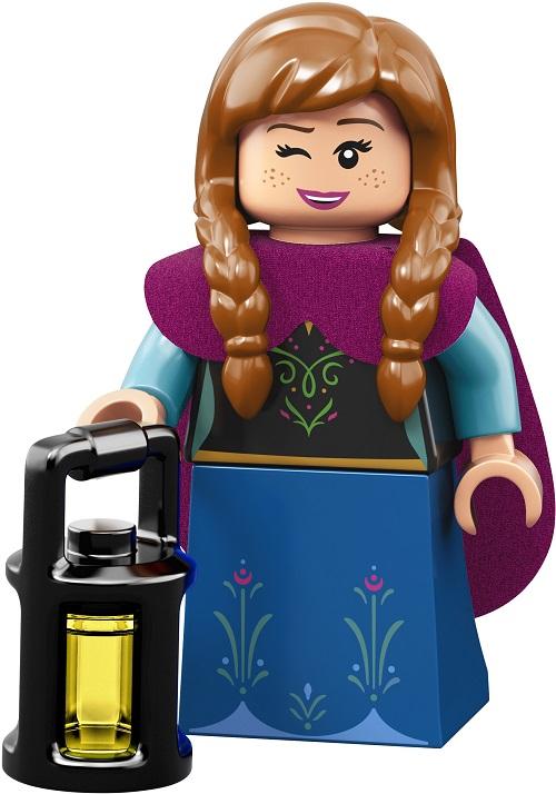 Anna - The LEGO Disney Series 2 Minifigures 71024-11