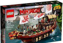 Best LEGO Ninjago Sets - 70618 Destiny's Bounty