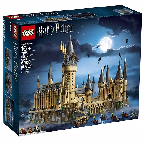 Biggest LEGO Harry Potter Sets Hogwarts Castle 71043