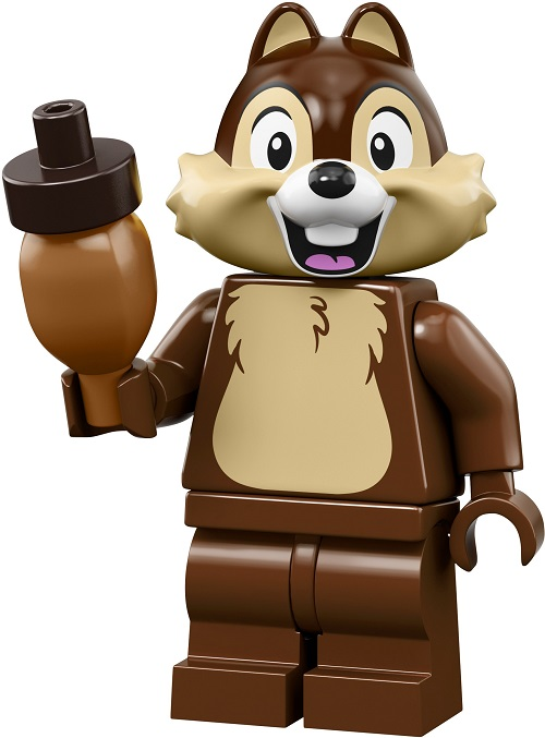 Chip - The LEGO Disney Series 2 Minifigures 71024-7