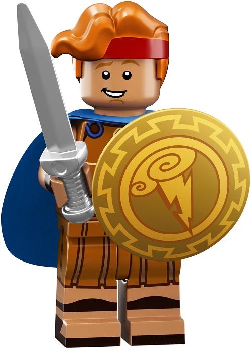 Hercules - The LEGO Disney Series 2 Minifigures 71024-17
