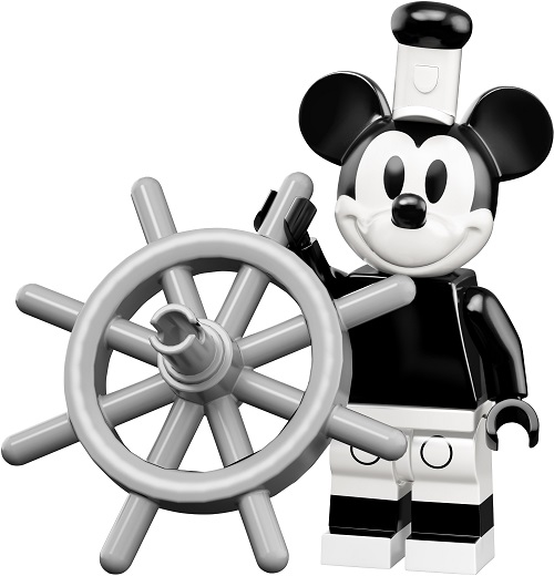 Vintage Mickey - The LEGO Disney Series 2 Minifigures 71024-1