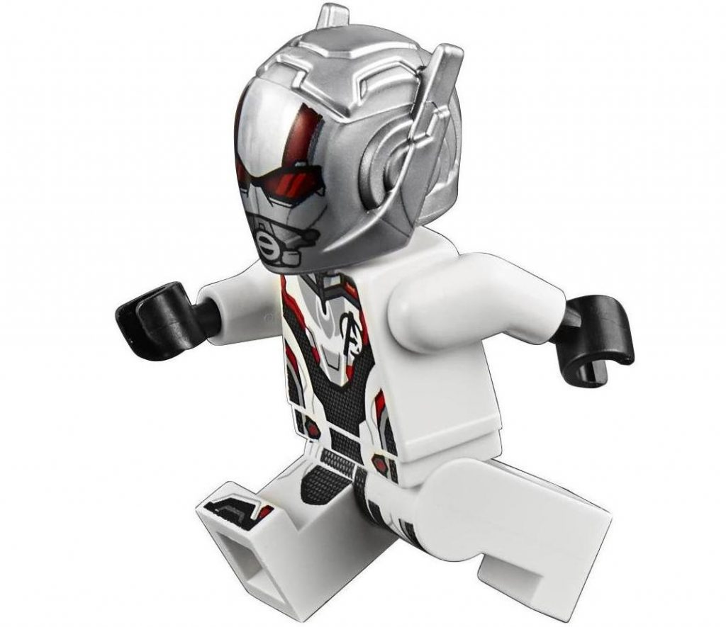 Ant-Man Regular-Sized Variant LEGO Minifigure