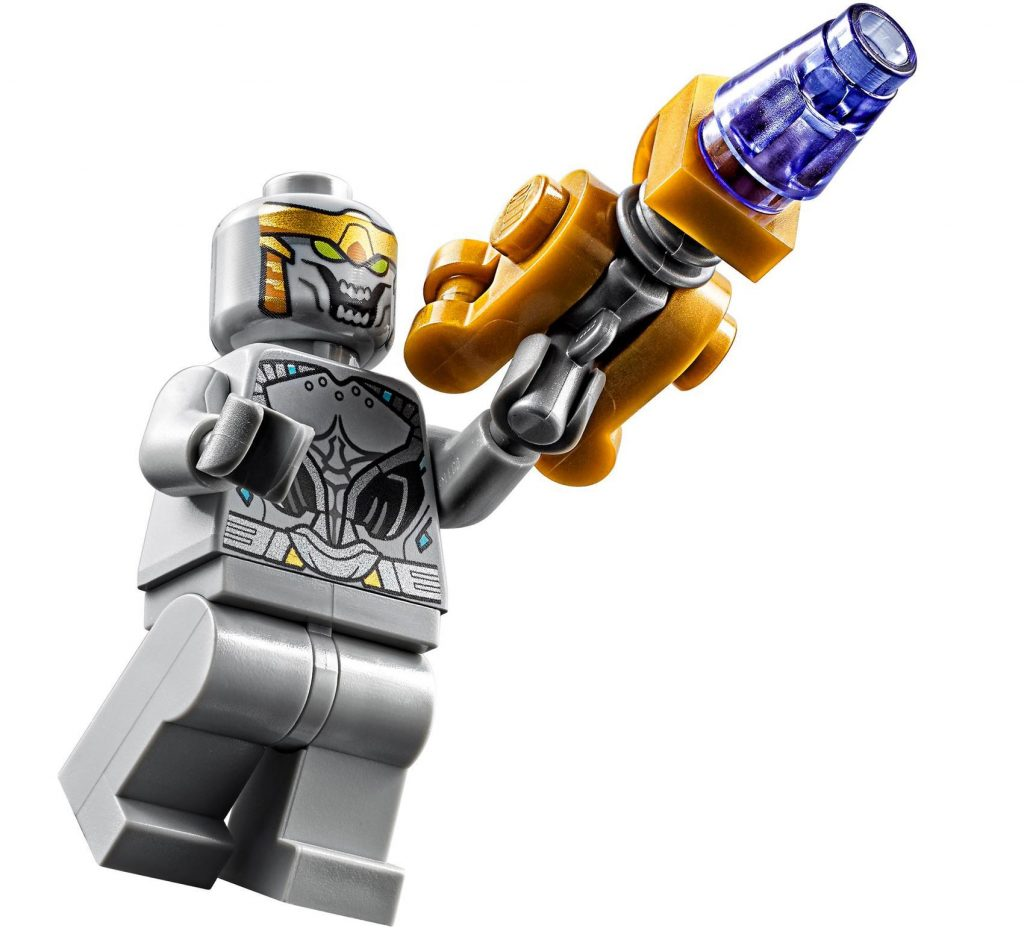 Chitauri Updated Avengers Endgame Design LEGO Minifigure