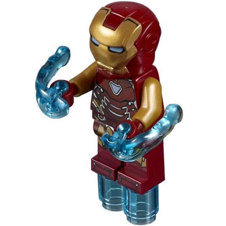 Iron Man Mark 85 LEGO Minifigure