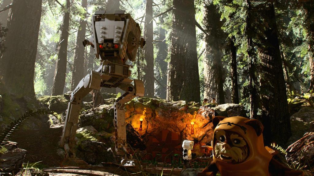 LEGO Star Wars The Skywalker Saga Endor