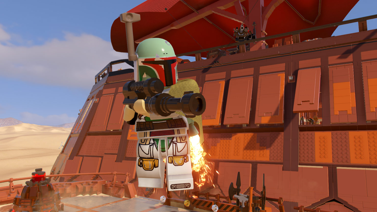 LEGO Star Wars The Skywalker Saga Tall